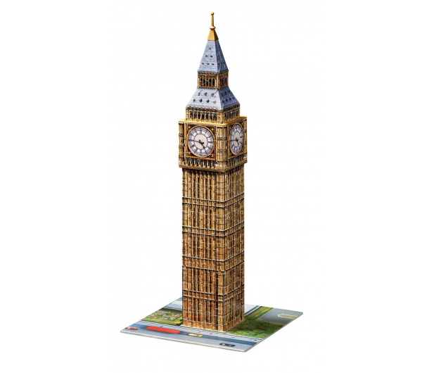 Ravensburger 3D Big Ben - 185803 - zdjęcie 2