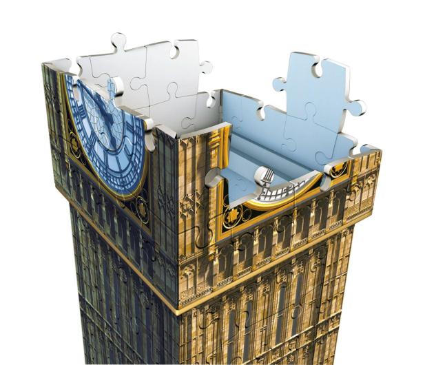Ravensburger 3D Big Ben - 185803 - zdjęcie 3