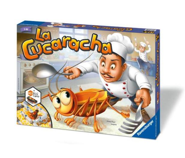 Ravensburger La Cucaracha - 185898 - zdjęcie