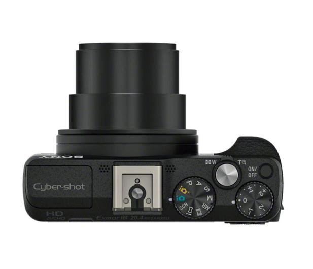 Sony DSC-HX60 czarny - 177373 - zdjęcie 5
