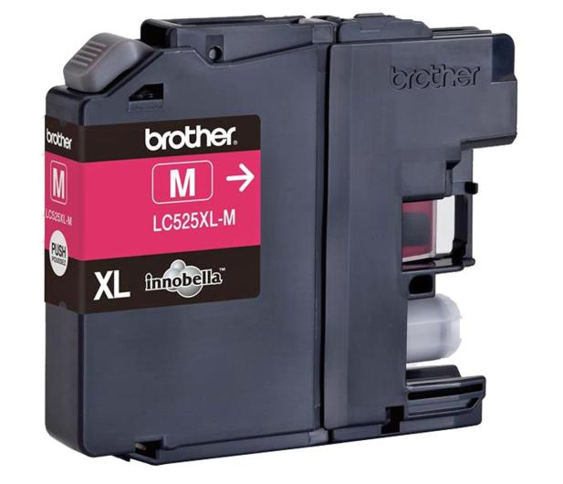 Brother LC525XLM magenta 1300str.  - 180537 - zdjęcie 2