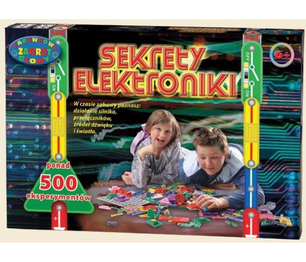 Dromader Sekrety elektroniki - Ponad 500 eksperymentów - 189941 - zdjęcie 3