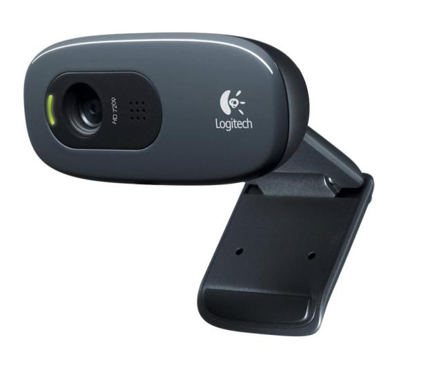 Logitech Webcam C270 HD - 57303 - zdjęcie 3