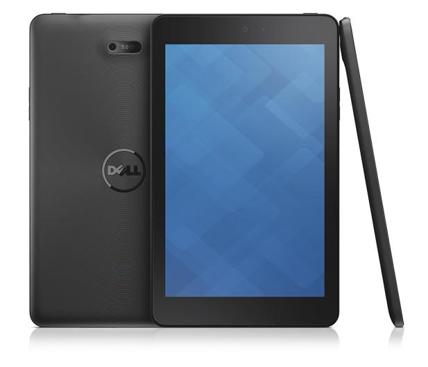 Dell Venue 8 Z3480/1GB/16/Android FHD LTE Czarny - 209506 - zdjęcie 3