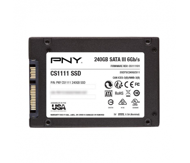 PNY SATA III SSD 2,5'' CS1111 240GB  - 262183 - zdjęcie 8