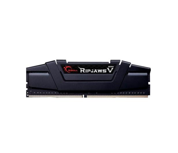G.SKILL 16GB 3200MHz Ripjaws V Black CL16 (2x8GB) - 266771 - zdjęcie 2
