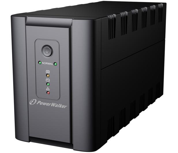 Power Walker VI 1200 (1200VA/600W, 2xPL/IEC, USB, AVR) - 176816 - zdjęcie 3