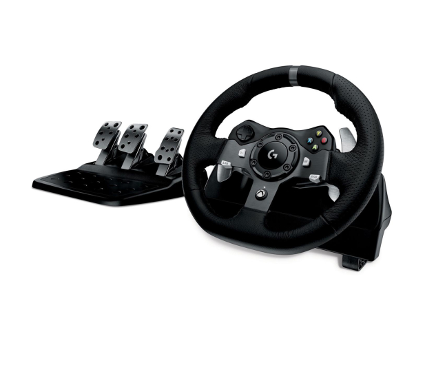 Logitech G920 Driving Force XBOX One/PC - 263261 - zdjęcie