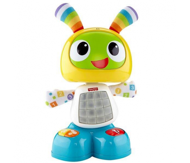 Fisher-Price Robot BEBO Tańcz i śpiewaj ze mną! - 262327 - zdjęcie 2