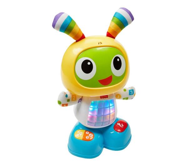 Fisher-Price Robot BEBO Tańcz i śpiewaj ze mną! - 262327 - zdjęcie 3