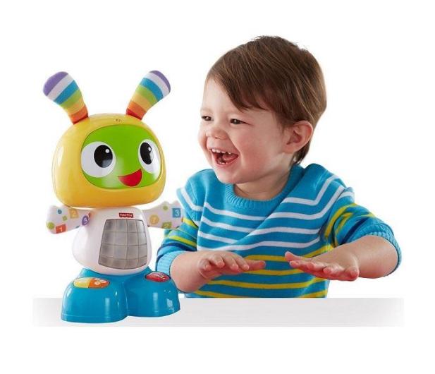 Fisher-Price Robot BEBO Tańcz i śpiewaj ze mną! - 262327 - zdjęcie 4