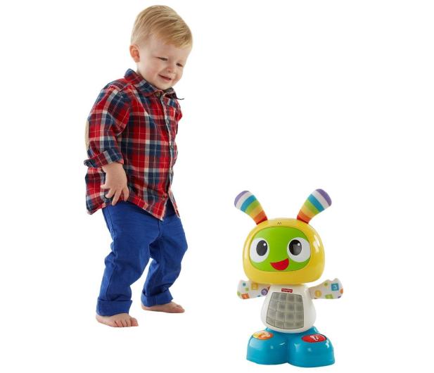 Fisher-Price Robot BEBO Tańcz i śpiewaj ze mną! - 262327 - zdjęcie 5