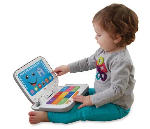Fisher-Price Laptop Malucha - 262314 - zdjęcie 3
