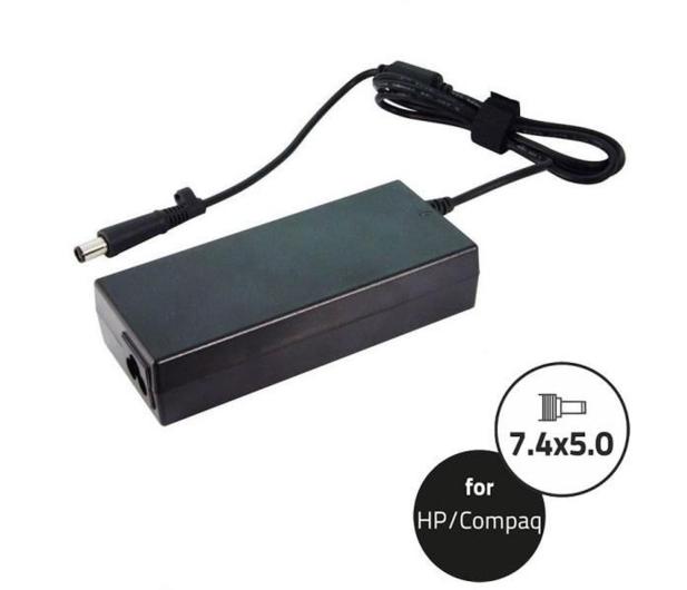 Qoltec Dedykowany do HP 90W 19V 4.74A 7.4*5.0+pin - 269602 - zdjęcie