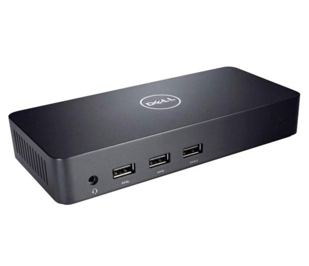 Dell D3100 USB - HDMI, USB, DP, RJ-45, PD  - 276588 - zdjęcie