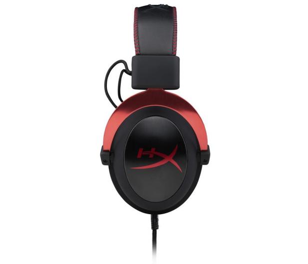 HyperX Cloud II Headset (czerwone) - 222526 - zdjęcie 5