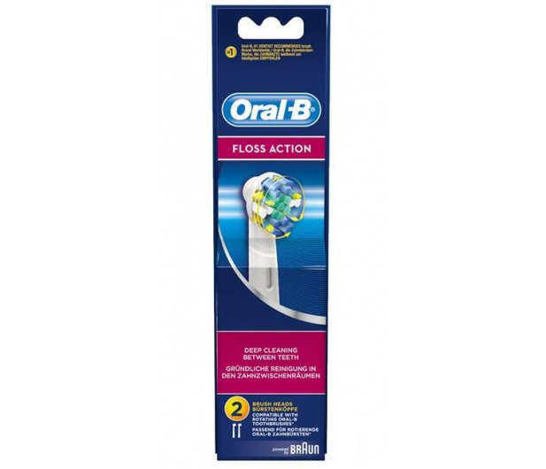 Oral-B Końcówki Floss Action EB25-2 - 231324 - zdjęcie 1
