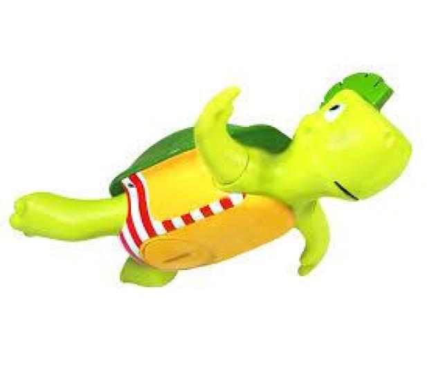 TOMY Toomies Pływający żółw śpiewak - 242898 - zdjęcie