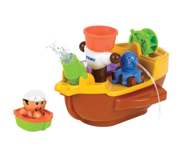 TOMY Statek piratów do kąpieli - 242528 - zdjęcie 4