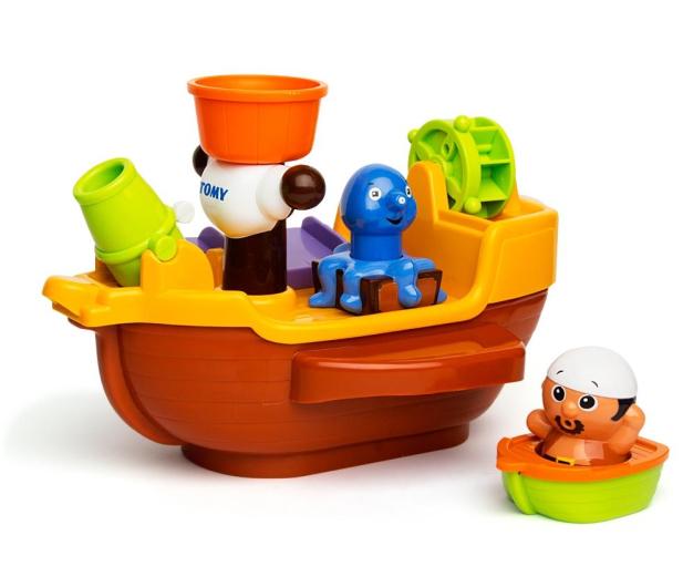 TOMY Statek piratów do kąpieli - 242528 - zdjęcie