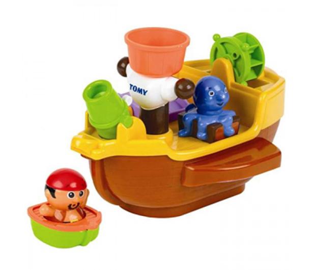 TOMY Statek piratów do kąpieli - 242528 - zdjęcie 7