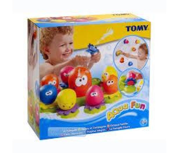 TOMY Toomies Ośmiorniczki do kąpieli - 242902 - zdjęcie 7