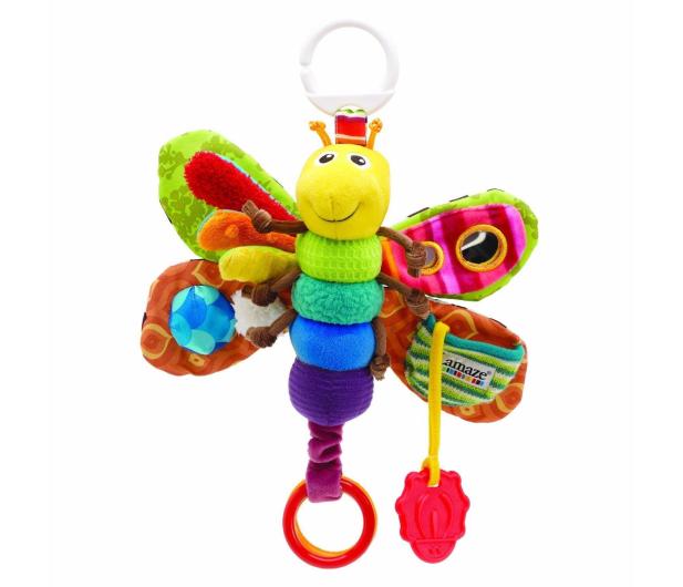 TOMY Lamaze Motylek Freddie - 242909 - zdjęcie