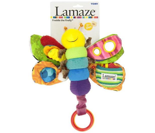 TOMY Lamaze Motylek Freddie - 242909 - zdjęcie 2