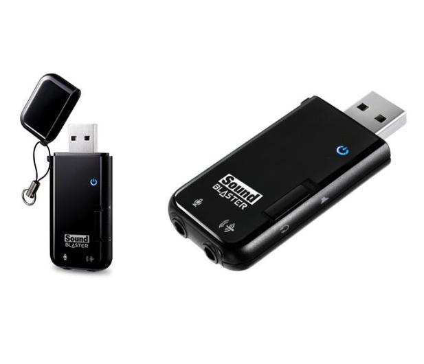 Creative Sound Blaster X-Fi GO Pro (USB) - 32151 - zdjęcie