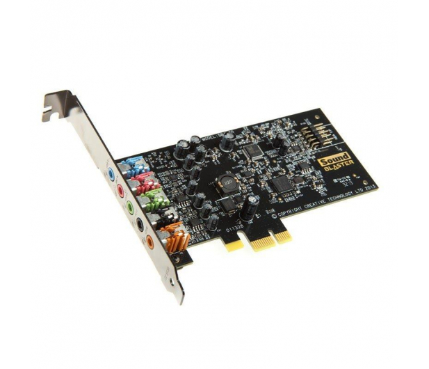 Creative Sound Blaster Audigy FX (PCIE) OEM - 366895 - zdjęcie 3
