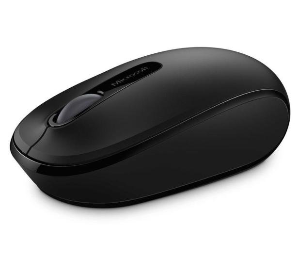 Microsoft 1850 Wireless Mobile Mouse (czarna) - 185690 - zdjęcie 2