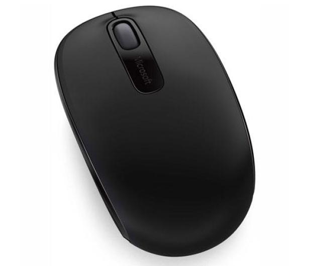 Microsoft 1850 Wireless Mobile Mouse (czarna) - 185690 - zdjęcie 4