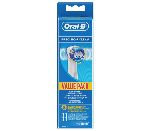Oral-B Precision Clean EB20-8 - 164270 - zdjęcie