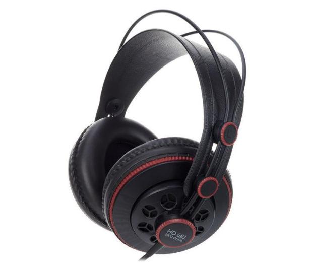 Superlux HD681 Black-Red - 209810 - zdjęcie
