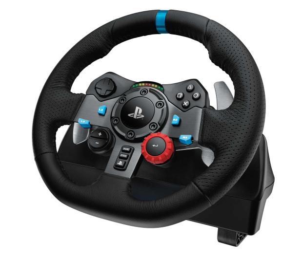 Logitech G29 Driving Force PC/PS3/PS4 - 249338 - zdjęcie 2