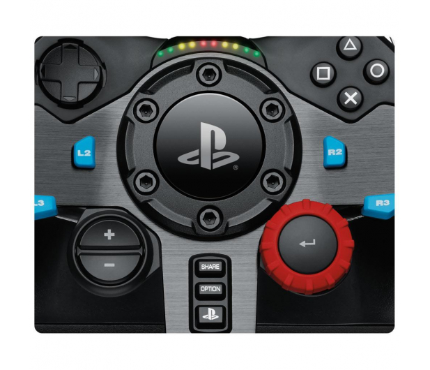 Logitech G29 Driving Force PC/PS3/PS4 - 249338 - zdjęcie 4
