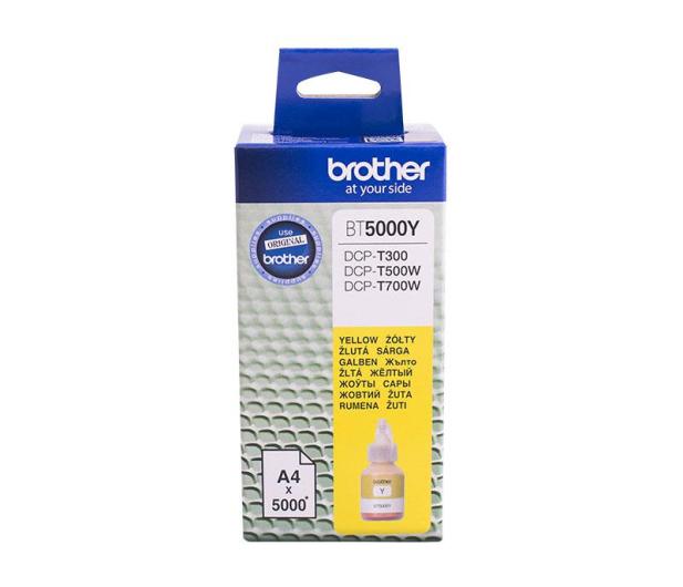 Brother BT5000Y yellow 5000str.  - 249828 - zdjęcie