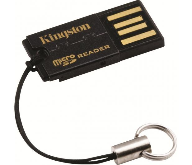 Kingston FCR-MRG2 (micro SD/SDHC) - 56951 - zdjęcie