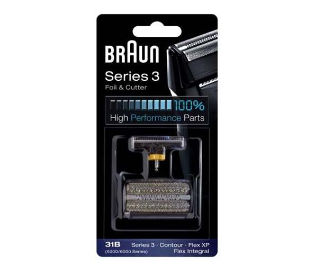 Braun Folia + Blok ostrzy 31B - 247876 - zdjęcie