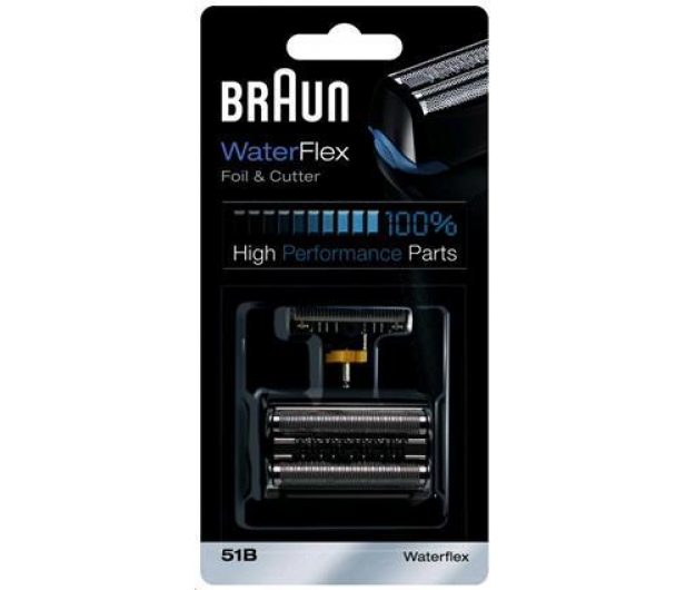 Braun  Folia + Blok ostrzy 51B - 247880 - zdjęcie