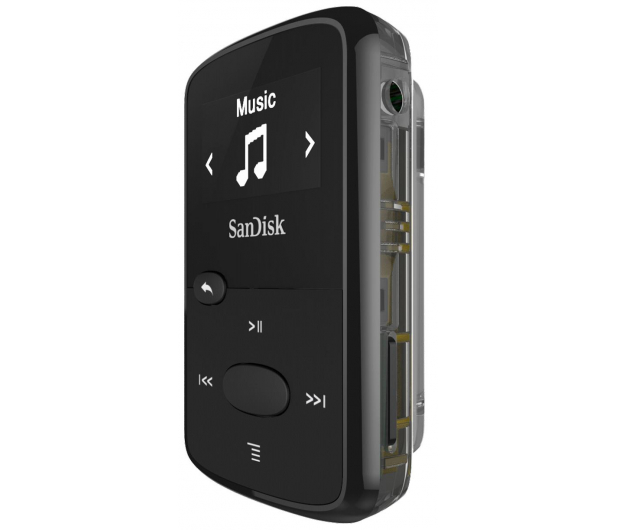 SanDisk Clip Jam 8GB czarny - 251563 - zdjęcie 2