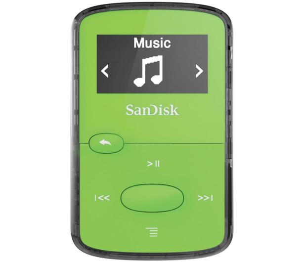 SanDisk Clip Jam 8GB zielony - 251396 - zdjęcie 4
