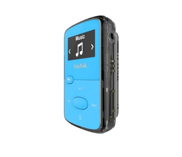 SanDisk Clip Jam 8GB niebieski - 251395 - zdjęcie 3