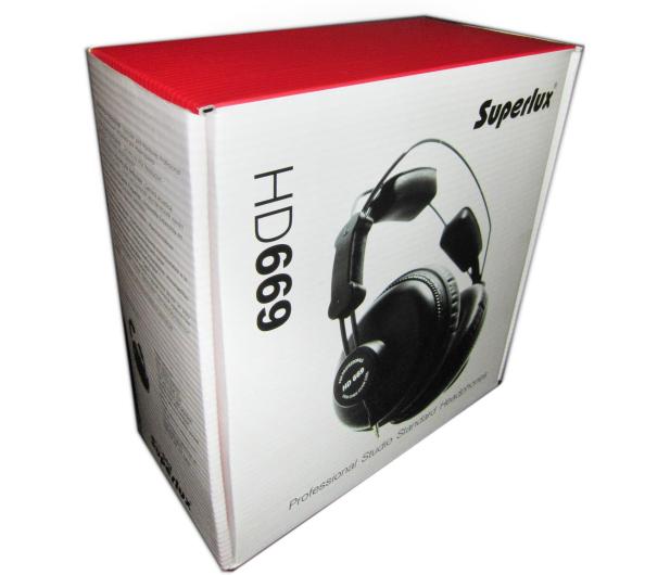 Superlux HD669 czarne - 253117 - zdjęcie 5