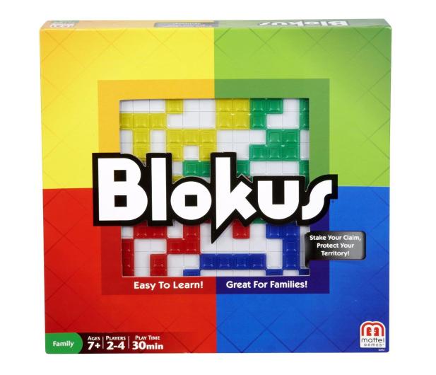 Mattel Blokus - 254771 - zdjęcie