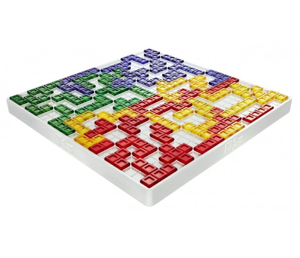 Mattel Blokus - 254771 - zdjęcie 2