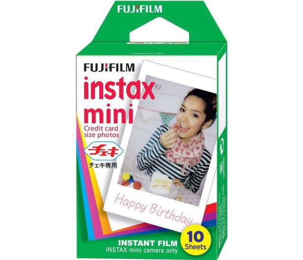 Fujifilm Wkład Instax Mini 10 szt.  - 256471 - zdjęcie