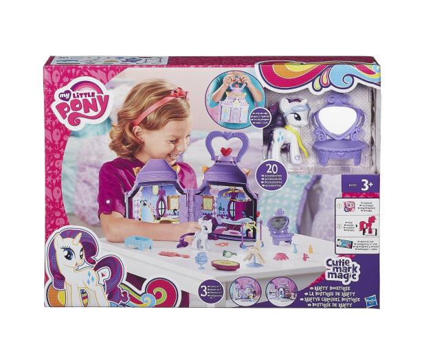 My Little Pony Butik Rarity - 252335 - zdjęcie