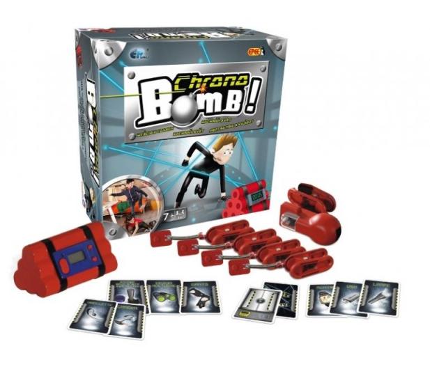 Epee Chrono Bomb Wyścig z Czasem 02255 - 261158 - zdjęcie 2