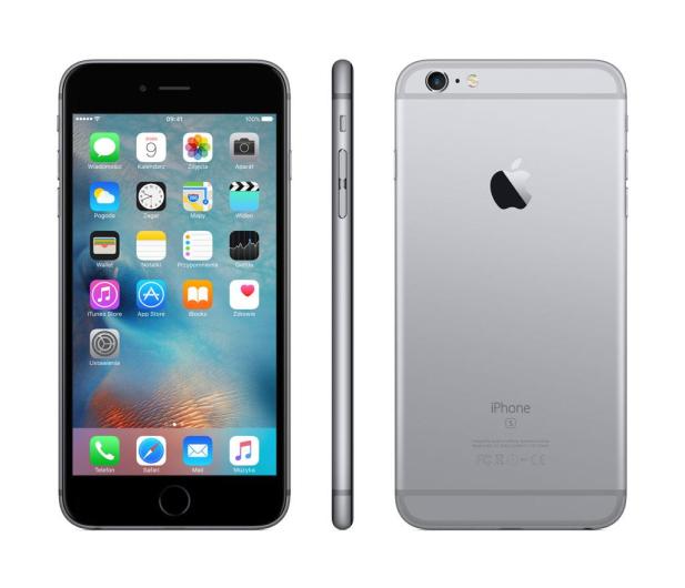Apple iPhone 6s Plus 128GB Space Gray - 258487 - zdjęcie 2